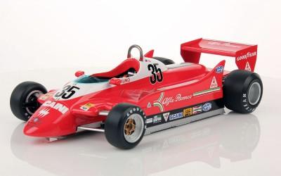 Alfa Romeo 179 1:18