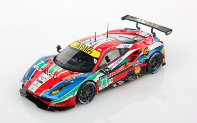 Ferrari 488 GTE Le Mans Series 2016 71 1:18