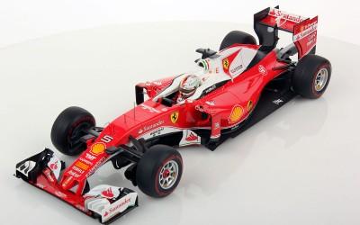 Ferrari SF16-H Vettel 1:18