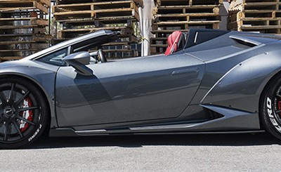 Lamborghini Aftermarket Spyder