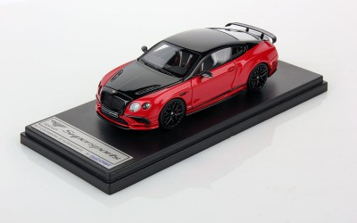 Bentley Continental 2017 1:43