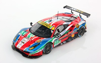 Ferrari 488 GTE 1:43